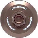 YOSHIMURA Clutch Inspection Plug (Bronze) 2006-2014 Yamaha YZF-R6V