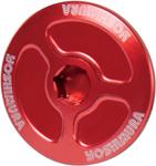 YOSHIMURA Crank Inspection Plug (Red) 2007-2014 Suzuki RM-Z250