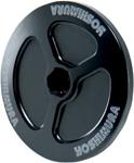 YOSHIMURA Timing Inspection Plug (Black) 2000-2013 Suzuki DR-Z400S/SM