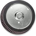 Arlen Ness - 18-080 - Replacement Air Filter for Big Sucker Stage I, Red Filter