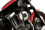 Arlen Ness - 18-824 - Big Sucker Stage I Air Filter Kit for OEM Cover