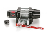 "WARN VRX 25 ATV Winch w/ 50' x 3/16"" Steel Rope"