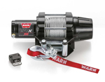 "WARN VRX 35 ATV/UTV Winch w/ 50' x 7/32"" Steel Rope"