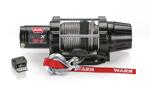 "WARN VRX 45-S UTV Winch w/ 50' x 1/4"" Synthetic Rope"