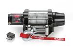 "WARN VRX 45 UTV Winch w/ 50' x 1/4"" Steel Rope"
