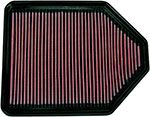 K&N Air Filter - DUCATI MULTISTRADA 620 1000 1100