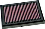 K&N Air Filter - APRILIA RSV MILLE 1000 / TUONO 1000