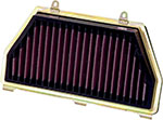 K&N Air Filter - 07-10 HONDA CBR600RR - RACE