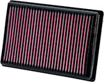K&N Air Filter - 2010-2011 BMW S1000RR