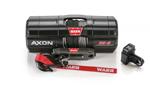 "WARN AXON 35-S ATV/UTV Winch w/ 50' x 3/16"" Spydura Synthetic Rope"