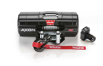 "WARN AXON 35 ATV/UTV Winch w/ 50' x 7/32"" Steel Rope"