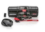 "WARN AXON 45-S ATV/UTV Winch w/ 50' x 1/4"" Spydura Synthetic Rope"