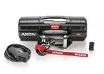 "WARN AXON 45 ATV/UTV Winch w/ 50' x 1/4"" Steel Rope"