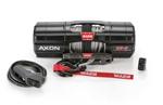"WARN AXON 55-S ATV/UTV Winch w/ 50' x 1/4"" Spydura Synthetic Rope"