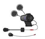 SENA 10S Motorcycle Bluetooth Headset & Intercom Communication System (Dual Pack)