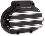 Arlen Ness - 03-813 - 10-Gauge Transmission Side Cover, Black
