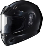 HJC Kids CL-Y Full-Face Snow Snowmobile Helmet (Black)