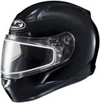 HJC CL-17 Full-Face Snow Snowmobile Helmet (Black)