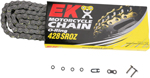 EK Chains 428 SROZ Series O-Ring Chain (Natural) 130 Links