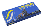 SUNSTAR 520 MXR1 Works MX/SX Race Series Non-Sealed Chain (Gold) 116 Links
