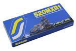 SUNSTAR 520 MXR1 Works MX/SX Race Series Non-Sealed Chain (Gold) 116 Links
