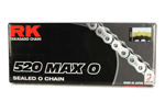 RK 520 MAX-O Series Sealed O-Ring Chain (Gold) 114 Links