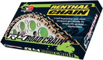 RENTHAL 520 R4 SRS Road Series SRS-Ring Chain (Gold) 130 Links