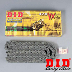 DID 428 VX Pro-Street Series X-Ring Chain (Natural) 130 Links