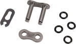 EK Chains 428 SROZ Series SKJ O-Ring Clip Master Connecting Link (Natural)