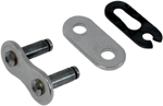 SUNSTAR 520 Heavy Duty Non-Sealed Off Road Non-Sealed Clip Master Connecting Link (Natural)