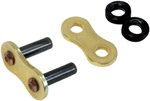 SUNSTAR 520 RTG1 Road Race Series Sealed TG-Ring Rivet Master Connecting Link (Gold)
