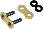 SUNSTAR 520 RTG1 Road Race Series Sealed TG-Ring Rivet Master Connecting Link (Gold)