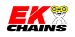 EK Chains 520 SRX2 Series MLJ QX-Ring Rivet Master Connecting Link (Gold)