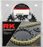 RK GXW XW-Ring 525 Chain/Sprocket Kit (17/45)