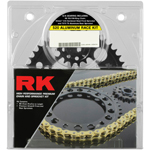 RK GXW XW-Ring 520 Conversion Race Chain/Sprocket Kit (16/47)
