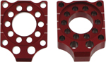 Pro Circuit Billet Axle Blocks (Anodized; Red)
