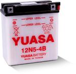 Yuasa Conventional Battery (12N5-4B) YUAM2250B