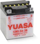 Yuasa Conventional Battery (12N5.5A-3B) YUAM22A5B