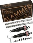 Burly Brand - B28-1000 - Slammer Suspension Drop Kit, Chrome