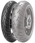 Pirelli Diablo Front Radial Tire 120/70 ZR 17 (58W) TL (Sport)