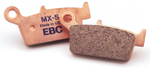 EBC MXS Series Motocross Offroad Race Sintered Brake Pads / One Pair (MXS131)