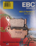 EBC MXS Series Motocross Offroad Race Sintered Brake Pads / One Pair (MXS208)