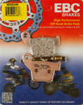 EBC MXS Series Motocross Offroad Race Sintered Brake Pads / One Pair (MXS346)