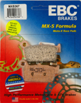 EBC MXS Series Motocross Offroad Race Sintered Brake Pads / One Pair (MXS367)