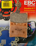 EBC Double-H HH Sintered Superbike Brake Pads / One Pair (FA88HH)