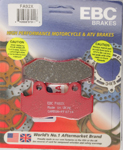EBC X Series Carbon Brake Pads / One Pair (FA92X)