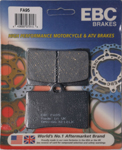 EBC Organic OE Quality Replacement Brake Pads / One Pair (FA95)