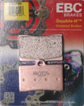 EBC Double-H HH Sintered Superbike Brake Pads / One Pair (FA95HH)