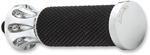 Arlen Ness - 07-918 - Fusion Shift Peg, Deep Cut - Chrome