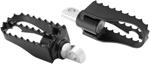 Burly Brand - B13-1001B - Mini MX Style Footpegs